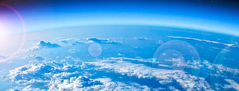 origen del ozono